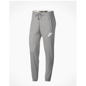 Nike Pants - Nike Joggers with Fold Over Waist Band